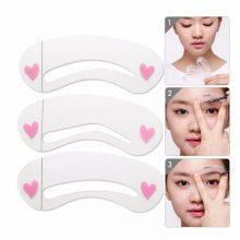 Women's Eyebrow Shaping Stencils