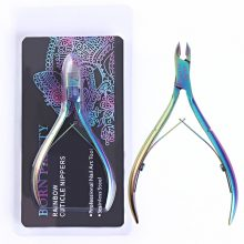 Stainless Steel Rainbow Nail Clippers